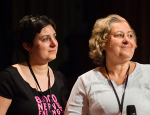 Miriam_Estela_onstage
