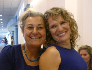 Mom and Mama Gena